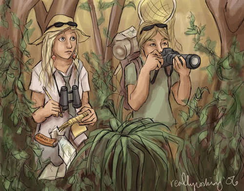 Luna & Rolf