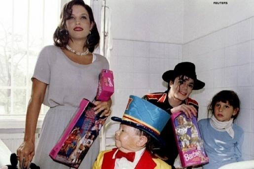 MJ and Lisa!!^^