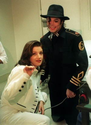MJ and Lisa!!^^