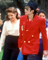 MJ and Lisa!!^^ - michael-jackson photo