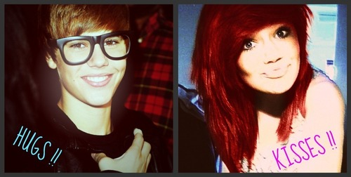 Me And Justin <3