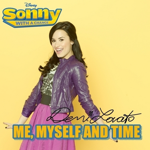 Me, Myself and Time [FanMade Single Cover]