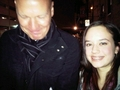 Me and George Donaldson in Detroit, Michigan-December 2, 2010