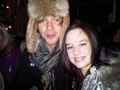 Me and Keith Harkin in Detroit, Michigan-December 2, 2010