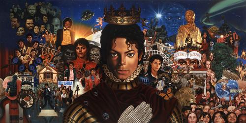 Michael Jackson =)<3