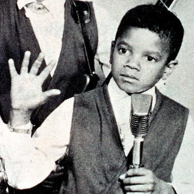Michael at 8 years old! Wasn't he a cutie!