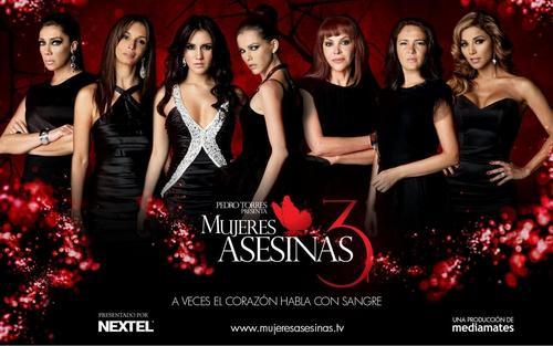 Mujeres Asesinas 3