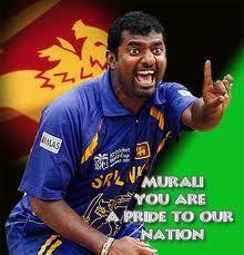 Murali Best spinner on earth