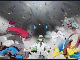 N's Pokemon Team
