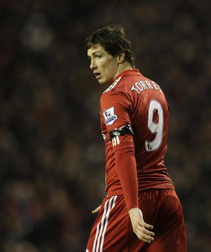 Fernando Torres 바탕화면 called Nando - Liverpool(2) vs Bolton Wanderers(1)