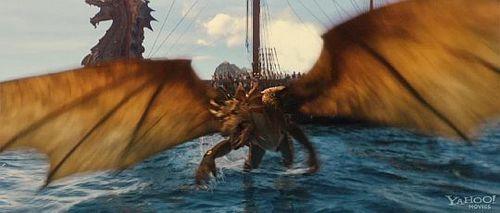 Narnia 3 Dragon Eustace