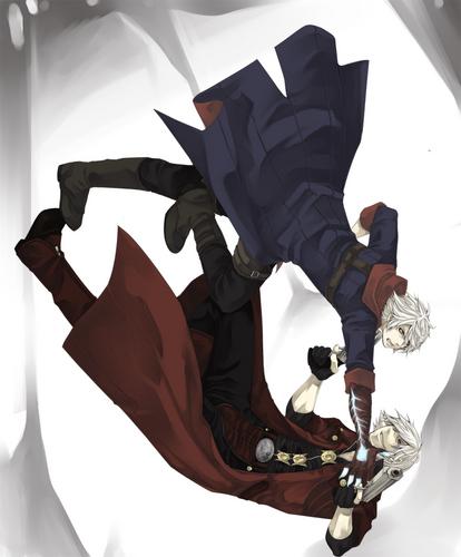 Nero and Dante