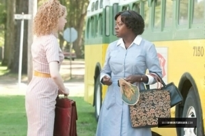"New Emma Stone in ""The Help"" Movie Still"