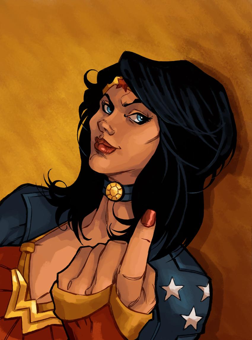 New Wonder Woman