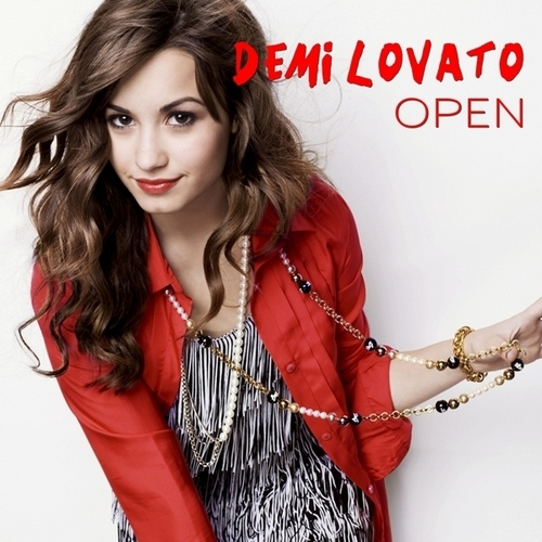 Open [FanMade Single Cover]
