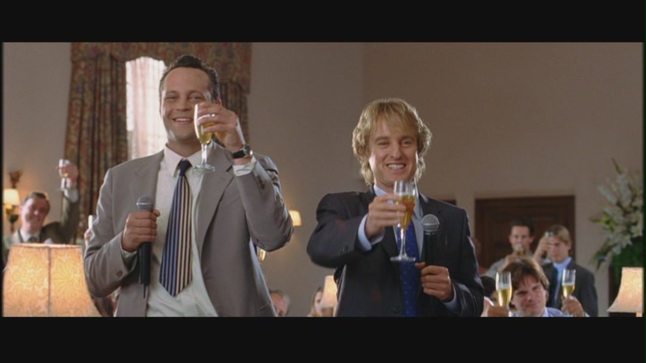 """Owen Wilson in """"Wedding Crashers"""""""