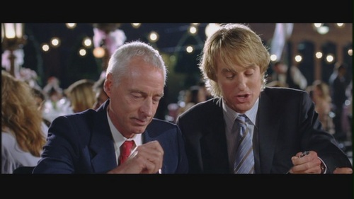 "owen wilson wallpaper with a business suit, a suit, and a three piece suit titled Owen Wilson in ""Wedding Crashers"""