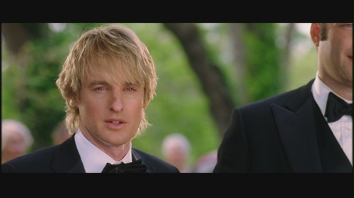 """owen wilson wallpaper containing a business suit, a suit, and a dress suit titled Owen Wilson in """"Wedding Crashers"""""""