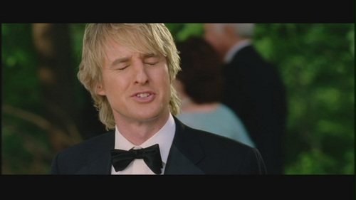 "owen wilson wallpaper probably containing a business suit called Owen Wilson in ""Wedding Crashers"""