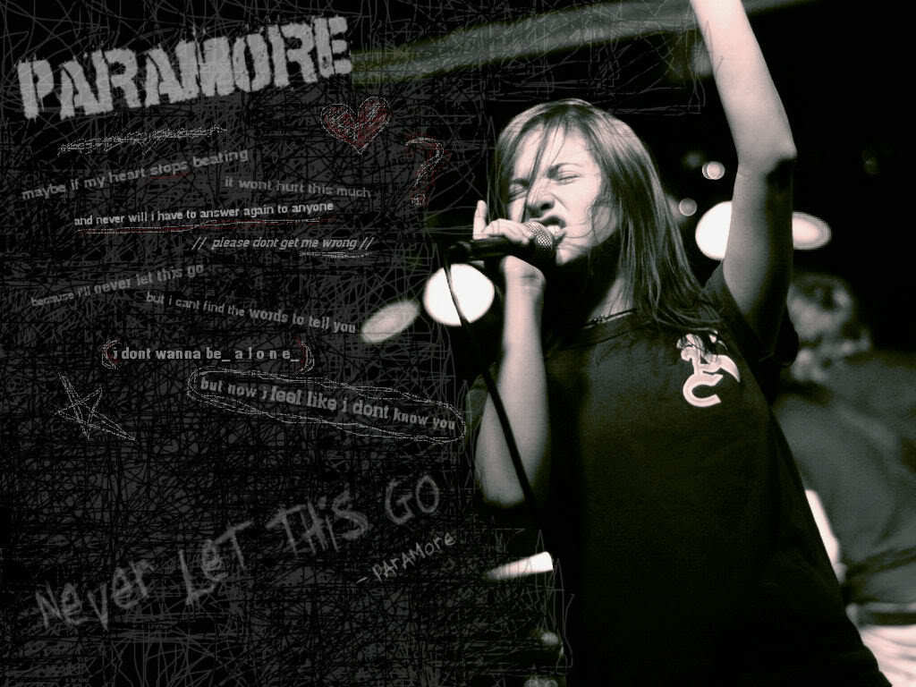 Paramore Wallpapers Paramore Wallpaper 18134273 Fanpop