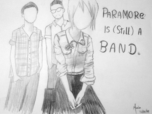 Paramore is (still) a Band