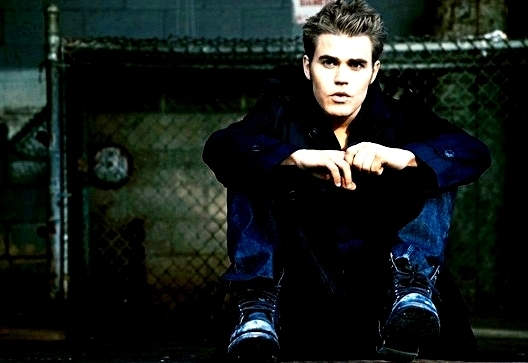 Paul Wesley in Woman's Wear Daily - New Photoshoot! - paul-wesley-and-nina-dobrev photo
