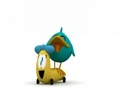 Pocoyo caterpillar - pocoyo photo