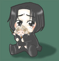 Protect me - severus-snape fan art