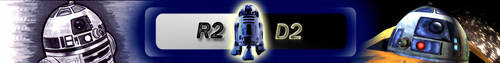 R2D2 Banner