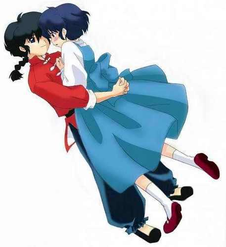 Ranma and Akane 4life