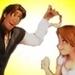 Rapunzel & Eugene (Flynn) - flynn-and-rapunzel icon