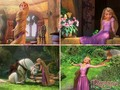 Rapunzel - rapunzel-and-flynn wallpaper