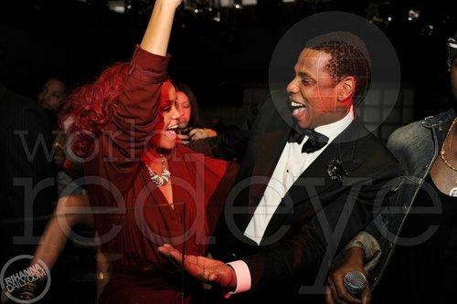 Rihanna @ Marquee Nightclub at The Cosmopolitan of Las Vegas 12/31/10