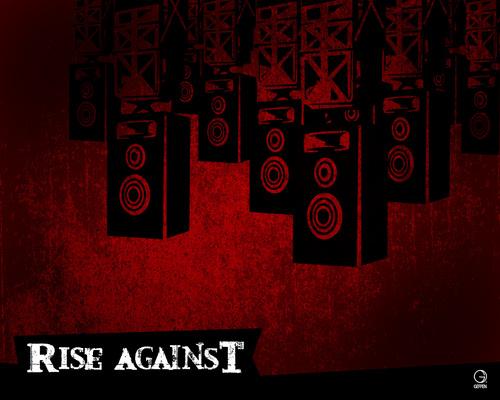 Rise Against fond d'écran called Rise Against