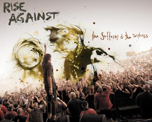 Rise Against fond d'écran entitled Rise Against