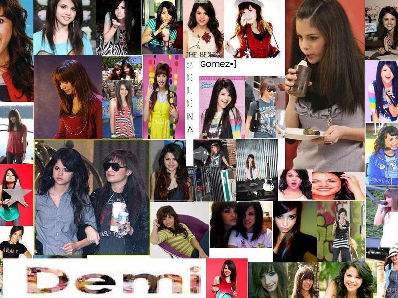 demi lovato selena gomez barney and. Demi Lovato Selena Gomez