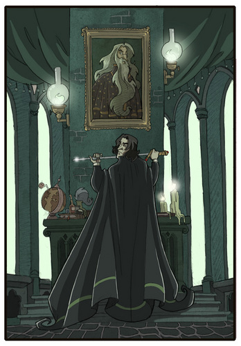 Severus - Portrait