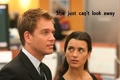 She Just Canr Look Away - ncis fan art