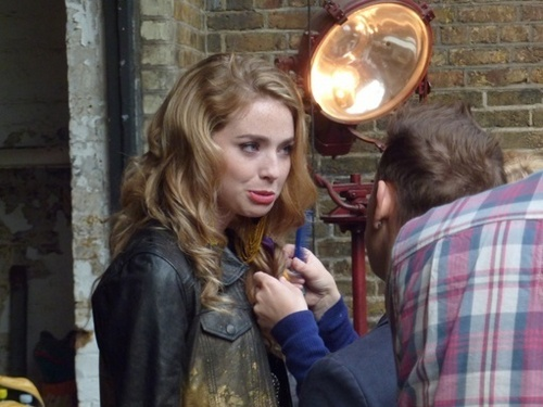 balat Series 5 Behind the Scenes of the Promo Pic Shoot