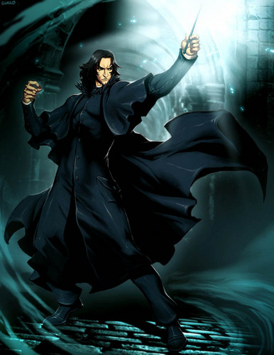 Snape - Fanart