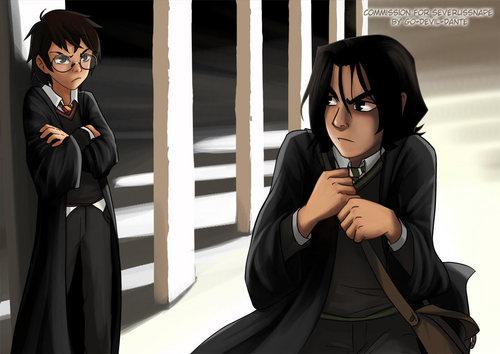 Snape - XD