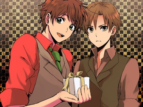 hetalia - axis powers - axis powers wallpaper with animê called Spain and South Italy