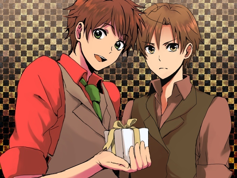 Hetalia spain and south italy