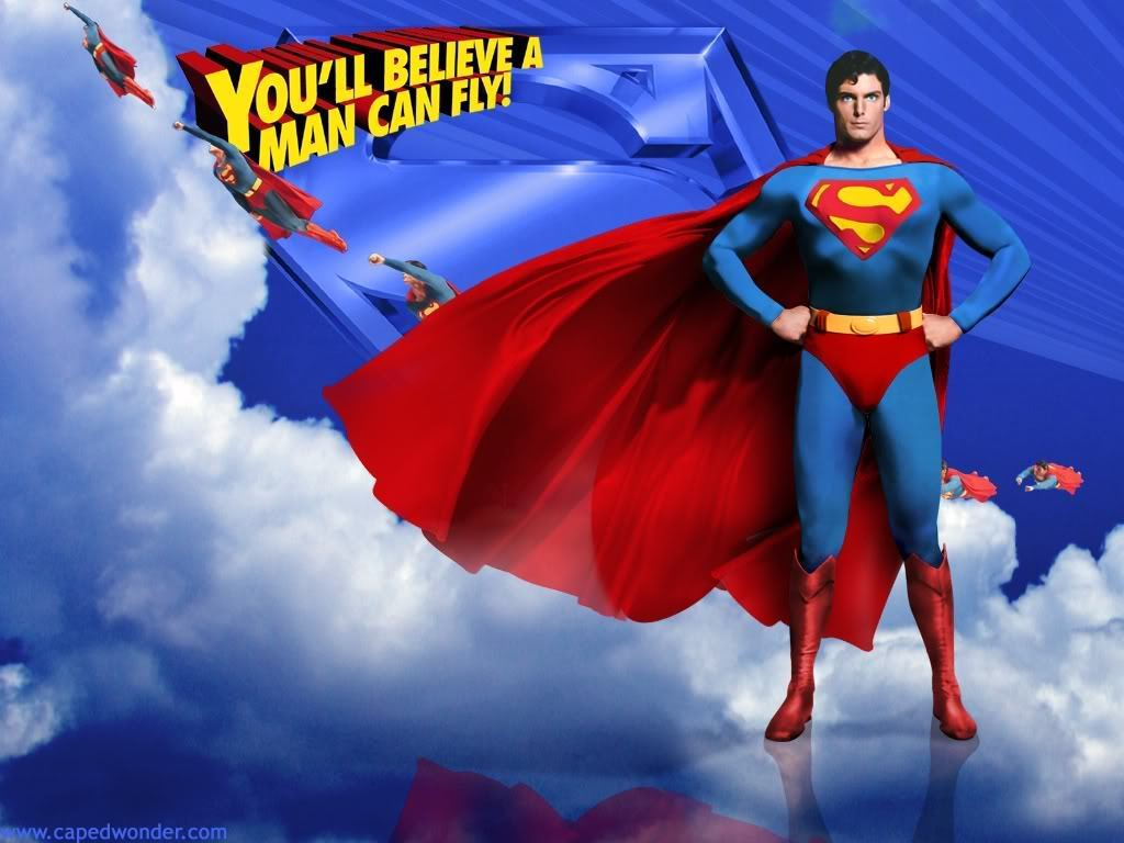 superman movie wallpaper for desktop