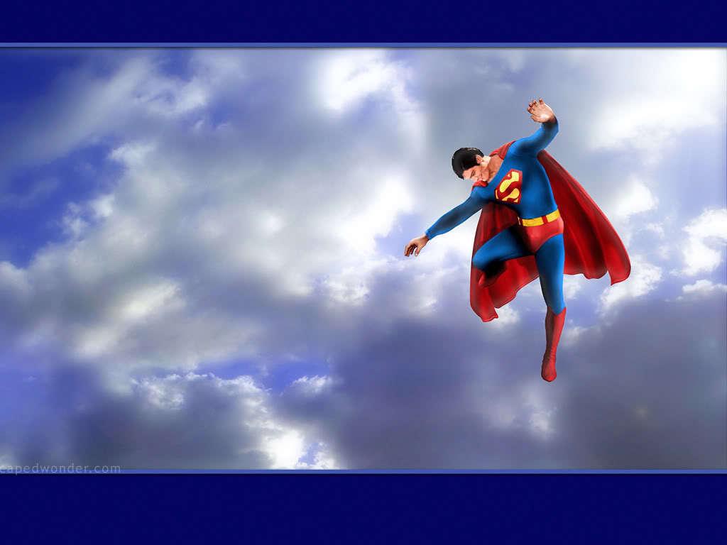 Супермен Обои