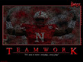 Team Work - nebraska-cornhuskers wallpaper