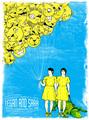 Tegan & Sara Rock Poster