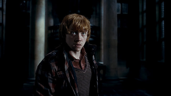 The Deathly Hallows - Harry, Ron and Hermione Image ...