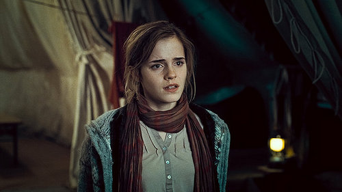 The Deathly Hallows - hermione-granger Screencap