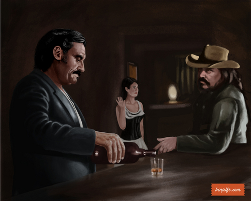 The Gem Saloon